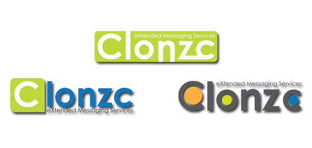 Corporate Branding Logo Design For Clonzc Agency