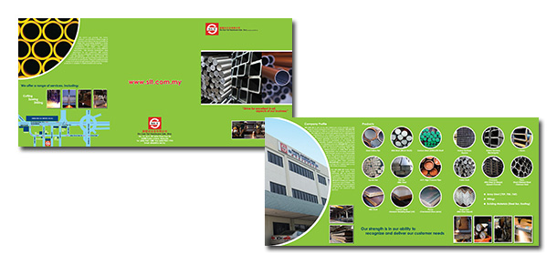 Product Catalogue Design For SLT