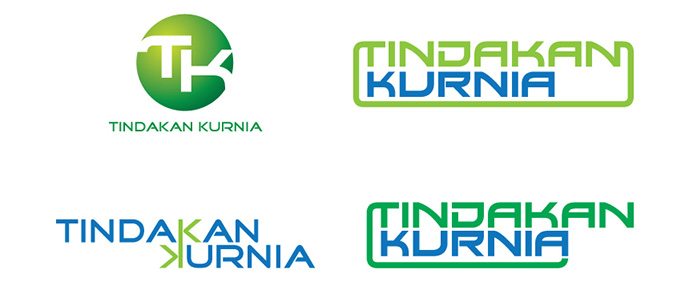 Corporate Identity Logo Branding Design For Tindakan Kurnia