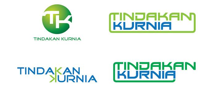 Corporate Identity Logo Branding Design For Tindakan Kurnia