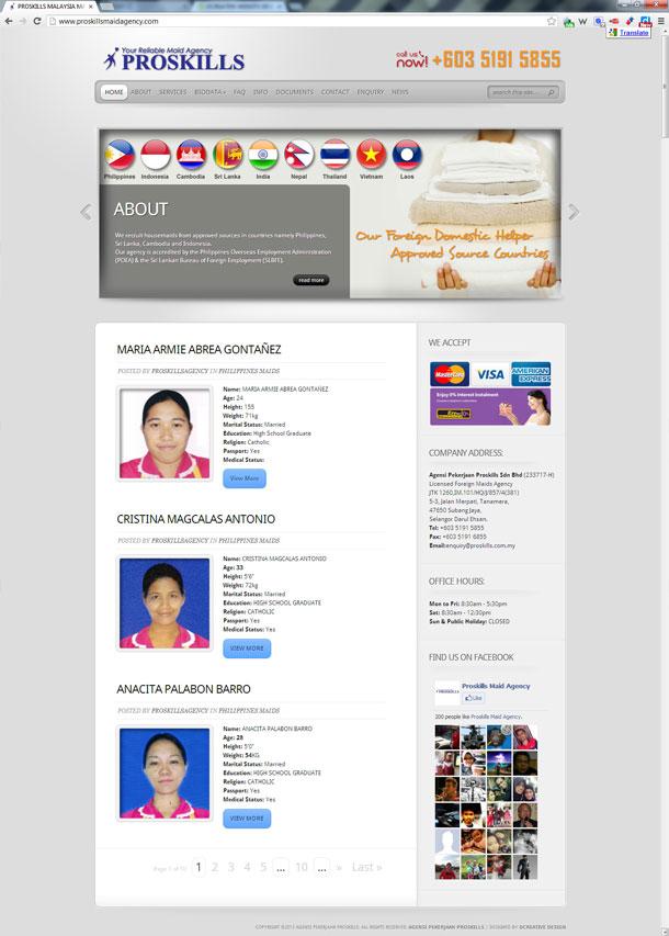 Proskills-Maid-Agency-Website-Design-01