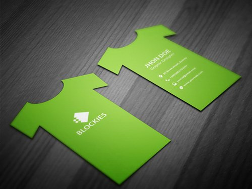 35 Types Stylish Business Card Design 01