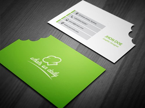 35 Types Stylish Business Card Design 03