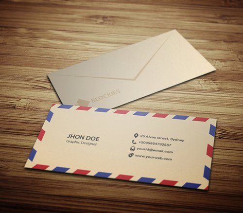 35 Types Stylish Business Card Design 04