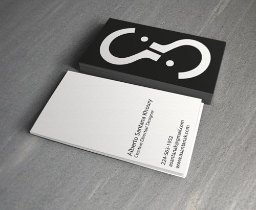 35 Types Stylish Business Card Design 06