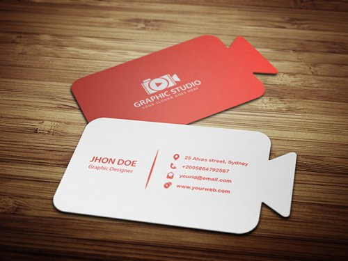 35 Types Stylish Business Card Design 07