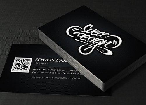 35 Types Stylish Business Card Design 17