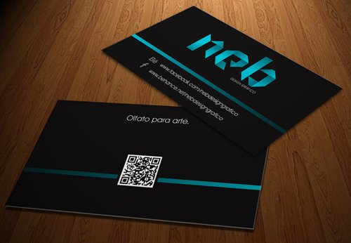 35 Types Stylish Business Card Design 22
