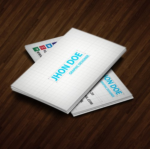 35 Types Stylish Business Card Design 23