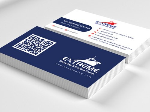 35 Types Stylish Business Card Design 30