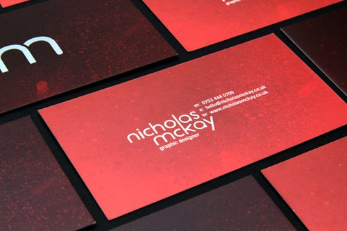 35 Types Stylish Business Card Design 33