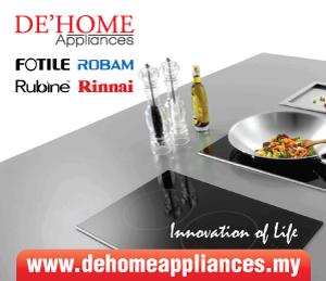 DE'HOME APPLIANCES - Malaysia Home Kitchen Appliances Online Store