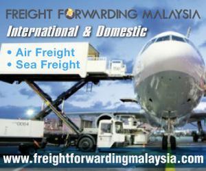 Freight Forwarding Malaysia - International & Domestic Air Freight Sea Freight Forwarder